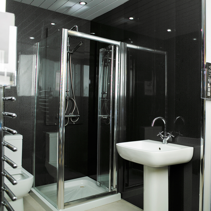 Дизайн пвх панели в ванной